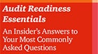Audit readiness essentials